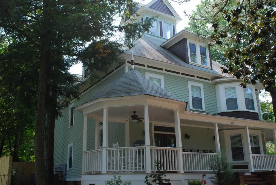 Mt Vernon House