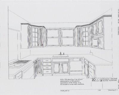 bungalow 404 kitchen plan
