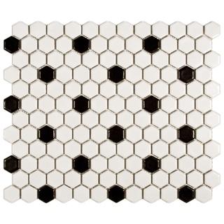 hex floor tile