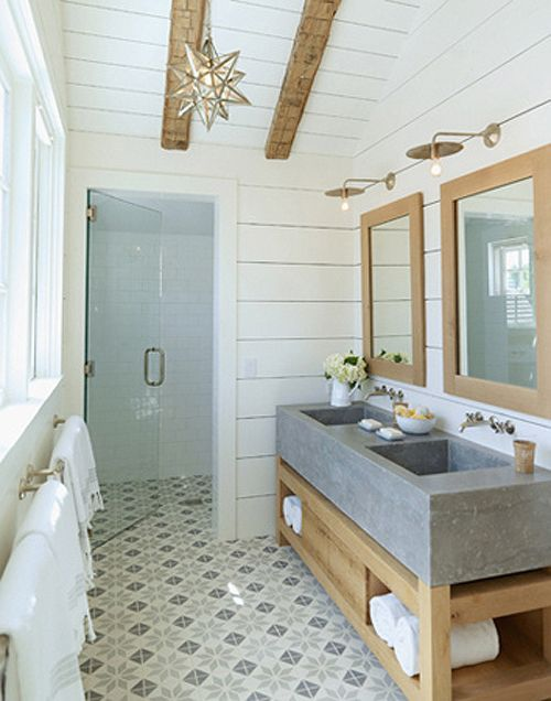 Trends shiplap the estate of things for Bathroom ideas with shiplap
