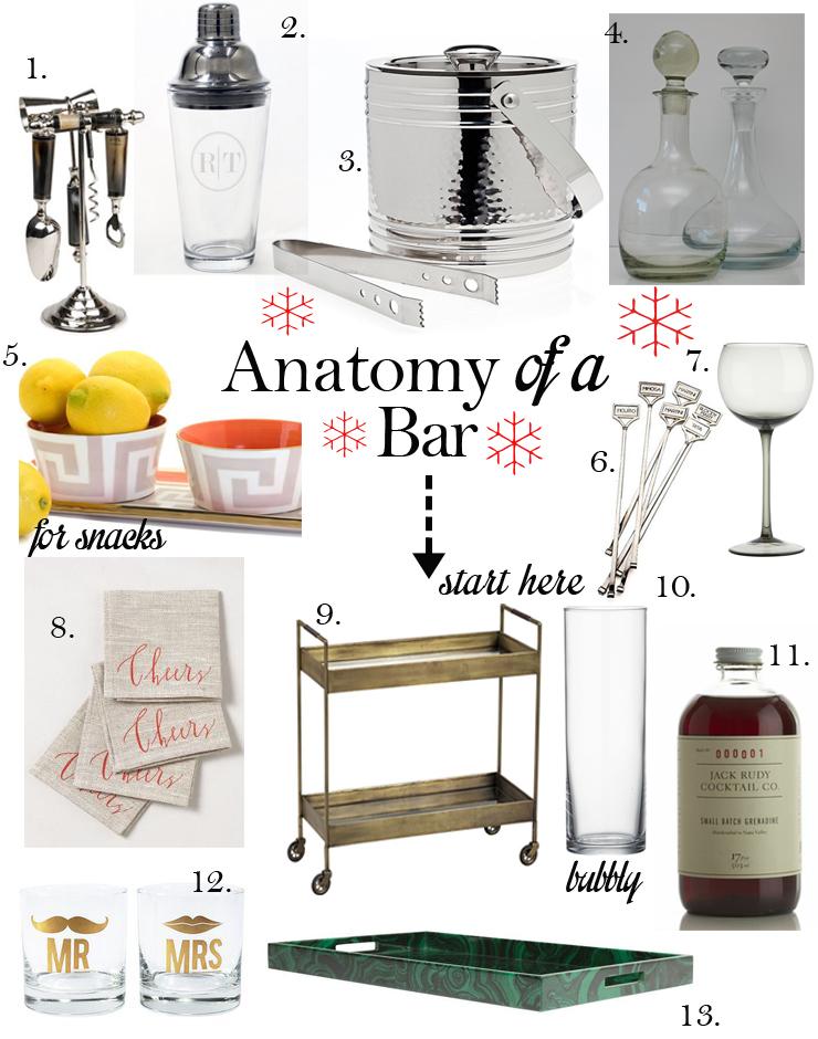 Anatomy of bar
