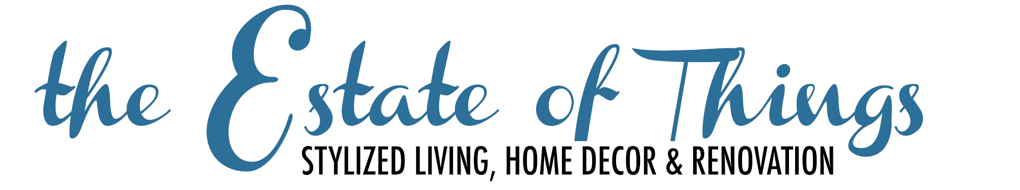 The Estate of Things logo