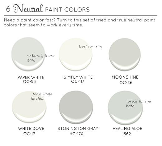 Best Neutral Paint