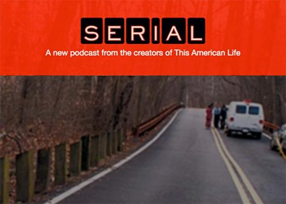 serial scene of crime