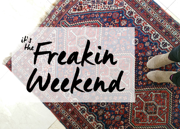 Weekend by The Estate of Things