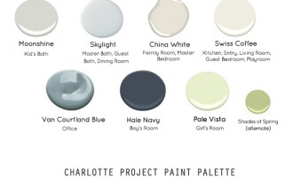 Charlotte Color Palette