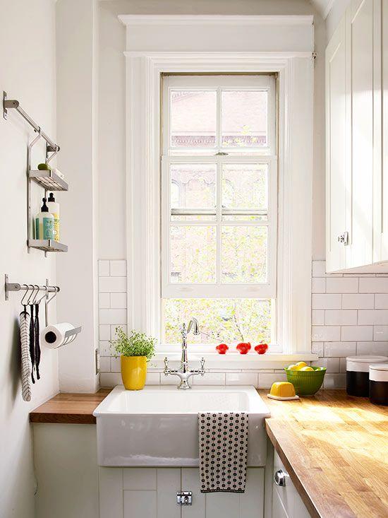 rail small kitchen