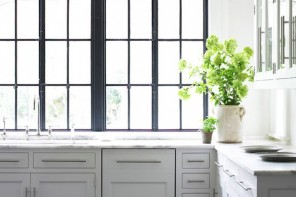 Black Frame Windows