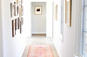 Betsy's New House: Hallway Decorating Ideas