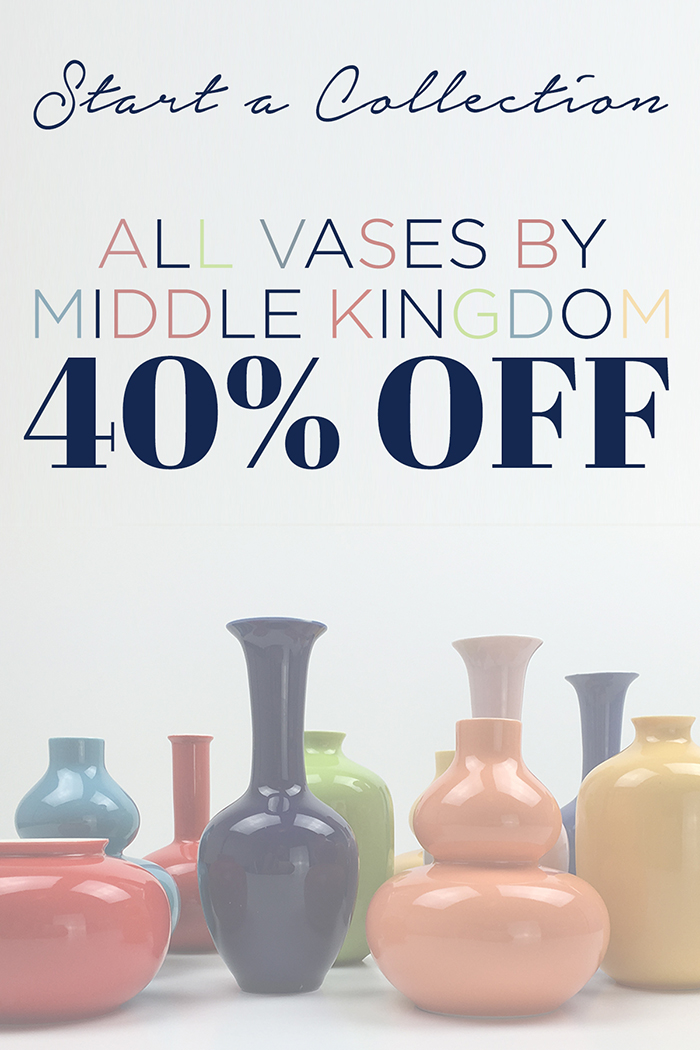 The Estate of Things Middle Kingdom Vases