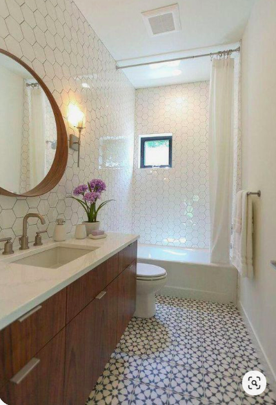 New Additions: Bathroom Design